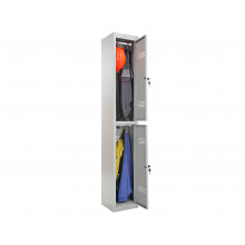 Шкаф для раздевалок усиленный ML-12-30x30