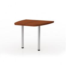 Приставка к столу (брифинг), 90x90x77,2 см, Д38К