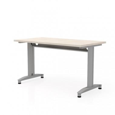 Стол прямой без царги, 136x70x76 см, К320М