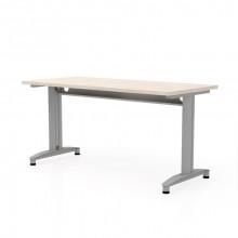 Стол прямой без царги, 156x70x76 см, К330М