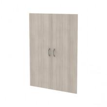 Двери для стеллажа ДСП, 79,4x1,8x108 см, КД2