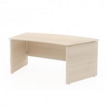 Стол письменный, 180x98,7/90,6x74,8 см, МЛ321