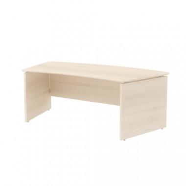 Стол письменный, 180x101/90x74,8 см, МЛ330/2