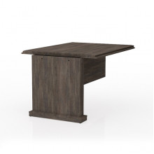 Стол-приставка (брифинг), 148,3x100x77,9 см, С35