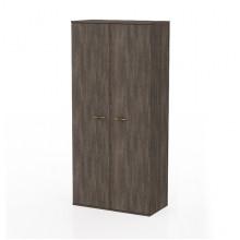 Шкаф-гардероб двери ДСП, 90x44,9x193,6 см, С490