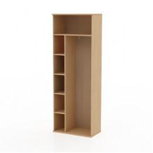 Шкаф-гардероб без дверей, 80,6x43,6x222,2 см, Т949С