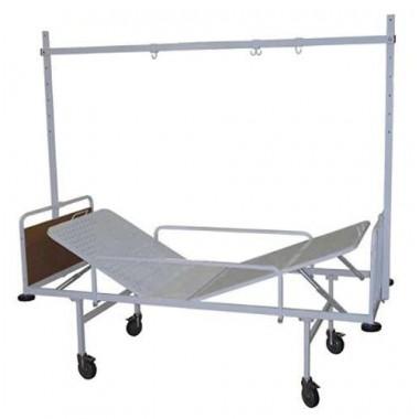 Кровать медицинская, 213x96,5x208 см, М182-01