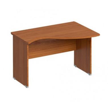 Стол с ассиметричной столешницей, 160x110x76 см, СА4-16R/L