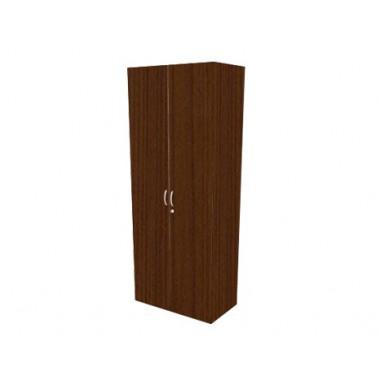 Гардероб, 5 полок, со штангой и разделителем, 80х45х200 см, 05H117