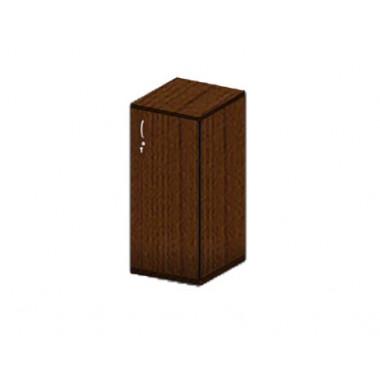 Шкаф средний,2 полки, с замком, 40х45х109 см, ПШ42-04L/Rз