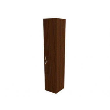 Шкаф высокий с замком, глубокий, 4 полки, 40х60х200 см, ПШ62/1-04L/Rз