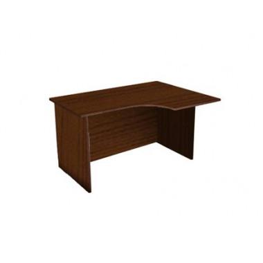 Стол угловой с низкой царгой, 160x110x76 см, ПCT4-16R/Lиу