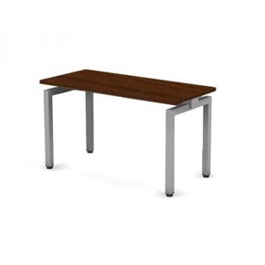 Стол прямой на металлокаркасе, 120x60x76 см, ПER01.0907