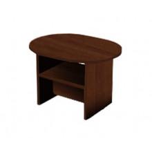 Стол овальный журнальный, 120x60x55 см, СЖ1-12