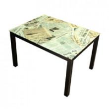 Журнальный стол , 80x60x50 см, Рекорд-27мп