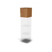 Антресоль правая, 37х37х42 см, ПАШС01-04R
