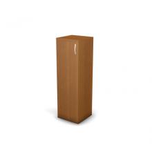 Шкаф закрытый, левый 37x37x120 ПШС42-04L-04L