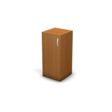 Шкаф закрытый, 37х37х80 см, ШС52-04L левый