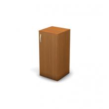 Шкаф закрытый, 37х37х80 см, ПШС52-04R правый