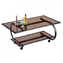 Журнальный стол, 101,5x61,5x45 см, Дельта-6