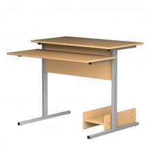Стол компьютерный на м/к СТКм1