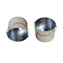 БИКС В250 без крышки (нержавеющая сталь)