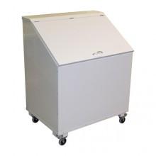 Ларь для белья, 800х590х990(650)мм, разборный на колесах, ВЛБ-1К