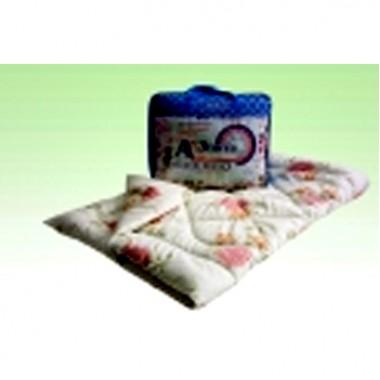 Одеяло из овечьей шерсти утолщенное, сумка