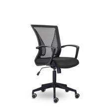 Кресло для персонала Энжел М-800 BLACK PL