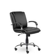 Кресло руководителя низкое Артекс ХР St, экокожа