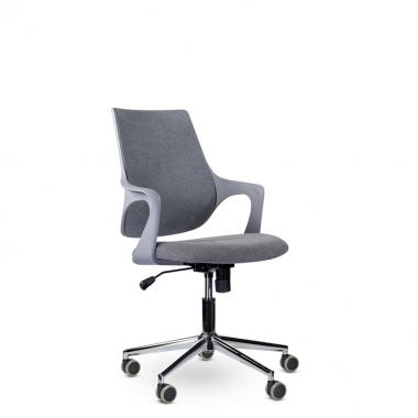 Кресло для персонала Ситро М-804 GREY PL