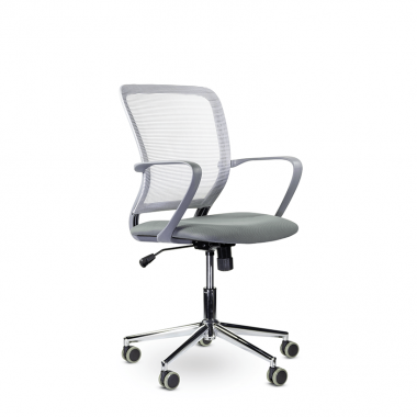 Кресло для персонала Хэнди М-806 GRAY CH