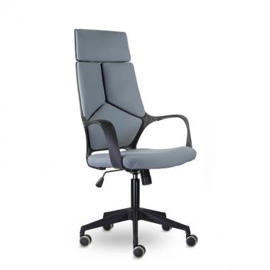 Кресло руководителя Айкью М-710 BLACK PL