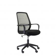 Кресло для персонала Понти М-802 BLACK PL