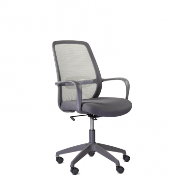 Кресло для персонала Понти М-802 GREY PL
