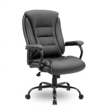 Кресло руководителя Ровер Хэви Дьюти М-708 Black