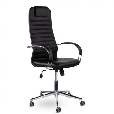 Кресло для руководителя Соло СН-600 хром