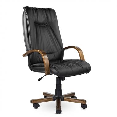 Кресло руководителя Свинг В К, кож/зам Z-01
