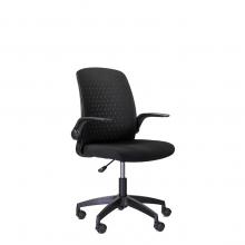Кресло для персонала Торика М-803 BLACK PL