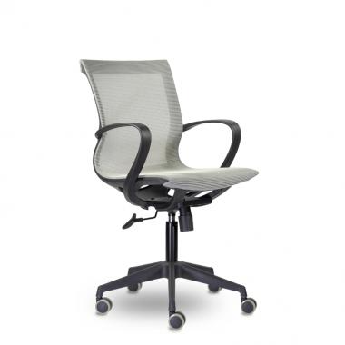 Кресло для персонала Йота М-805 BLACK PL