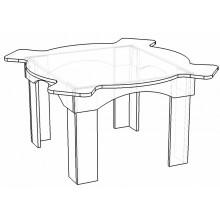 Стол для ИЗО Мини