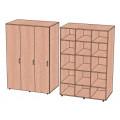 Шкафы для матрацев и раскладушек