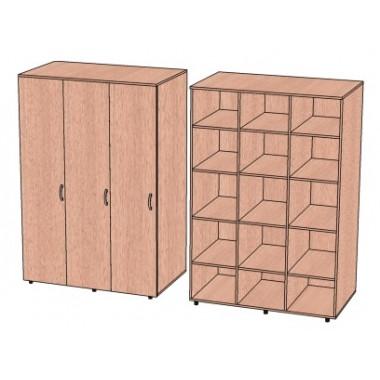 Шкаф для матрацев и раскладушек №1