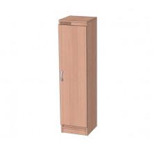 Шкаф в раздевалку без антресоли 1-но секционный
