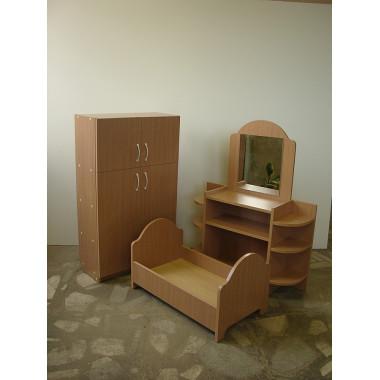 Набор игровой мебели Золушка комплект
