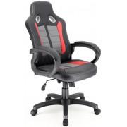 Игровое компьютерное кресло (геймерское) EVERPROF Forsage PU