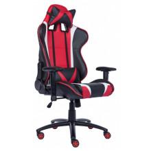 Игровое компьютерное кресло (геймерское) EVERPROF Lotus S13 PU Красный