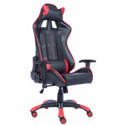 Игровое компьютерное кресло (геймерское) EVERPROF Lotus S10 PU Красный