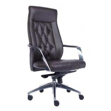 Офисное кресло EVERPROF Venice PU Коричневый