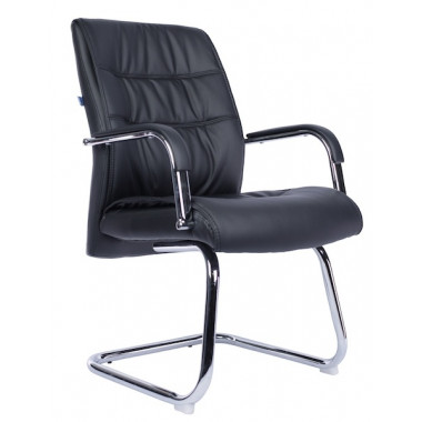 Конференц-стул EVERPROF Bond CF Черный/Бежевый